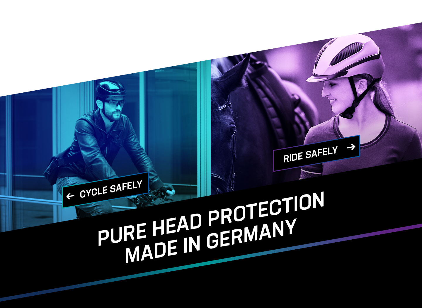 Pure Headprotection Made In Germany